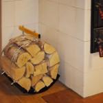 Logmatic - kosz na drewno